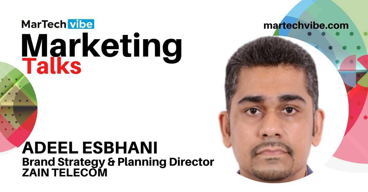 Marketing Talks with Adeel E