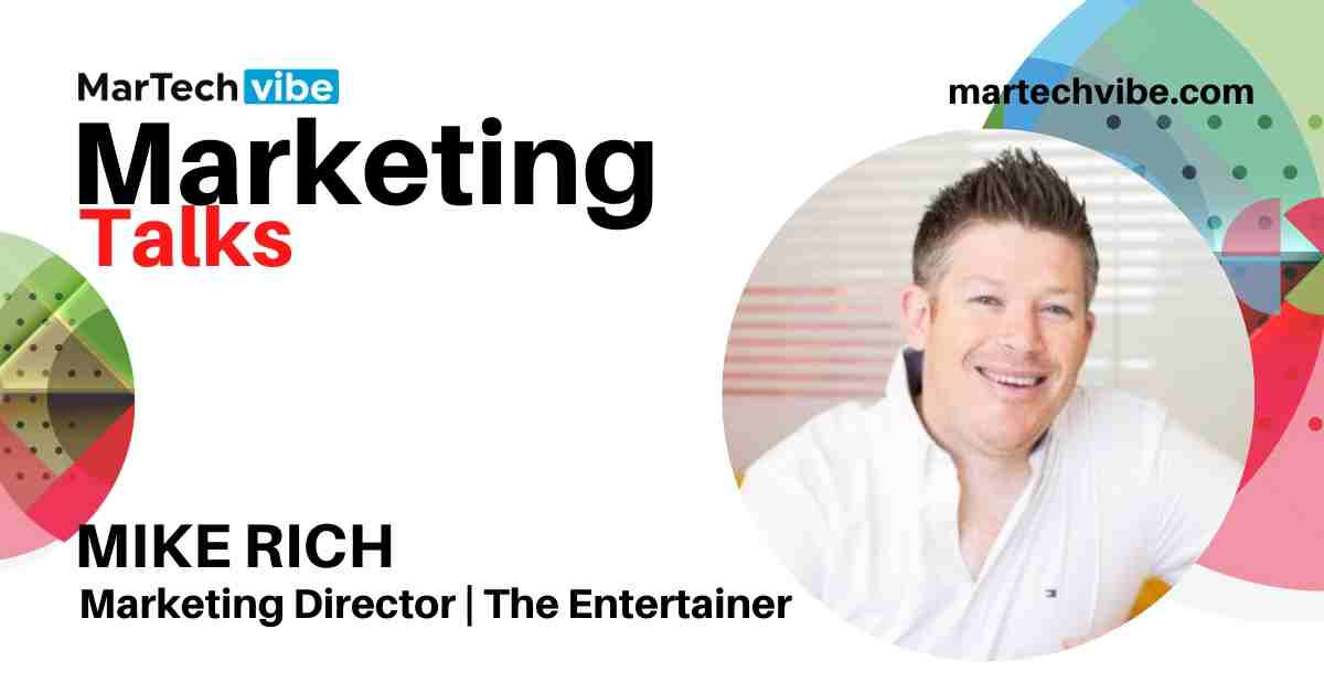 Marketing Talks with Mike Rich