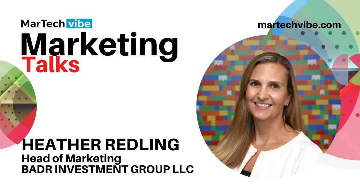 The Future of the Travel Industry - Interview withHeather Redling, Head of Marketing, Badr Investment Group