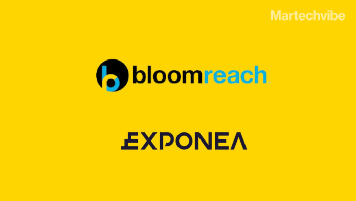 Bloomreach and Exponea Announce Strategic Partnership