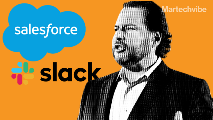 Salesforce Signs Definitive Agreement to Acquire Slack
