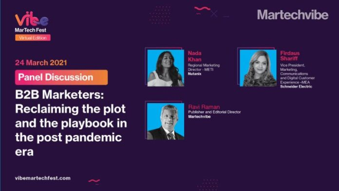 One of the highlights of Vibe Martech Fest was an insightful panel discussion on the use of adaptive messaging and integrating technology