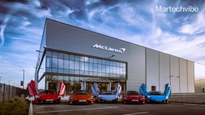 McLaren Automotive Appoints Market Director for Middle East and Africa